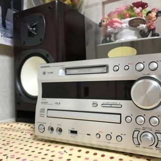 超美品♡ONKYOオーディオセットの画像