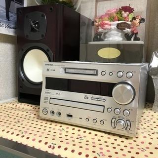 超美品♡ONKYOオーディオセット − 東京都