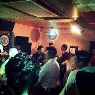 Karaoke party in Gotanda-Tokyo. Y...