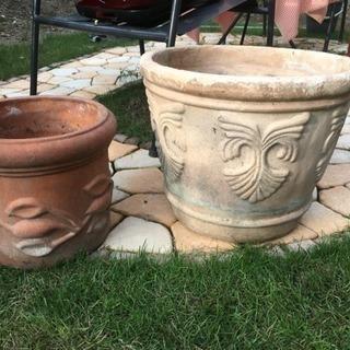 高級感のある植木鉢