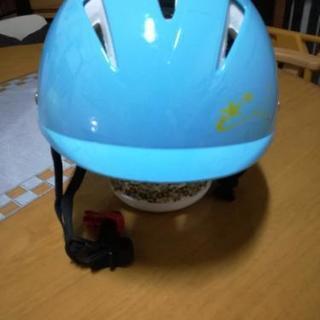 ヘルメット&新品未使用プロテクターセット