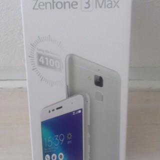 【新品未開封品】ZenFone3 Max【SMフリー】