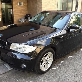 ☆総額¥65万 黒 BMW 120i 49500Km 車検2年、...