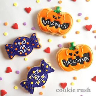 10月29日(日)開催 ハロウィンアイシングクッキー教室の画像