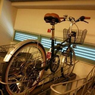 エチッティ 折り畳み自転車 jx206HD-J9O-DG