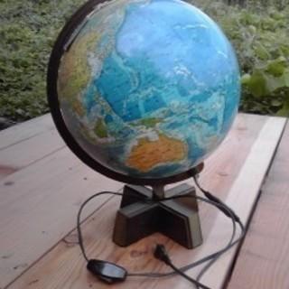 地球儀 直径約30センチ