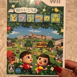Wiiソフト(どうぶつの森)