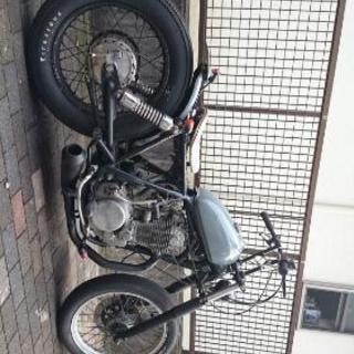 ヤマハSR400ボアアップ623cc