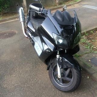 フォルツァ MF06 交換可ビッグスクーター 自賠責付き