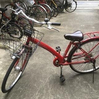 自転車差し上げます 26インチ【受付終了】