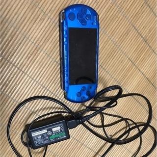 PSP ブルー 本体
