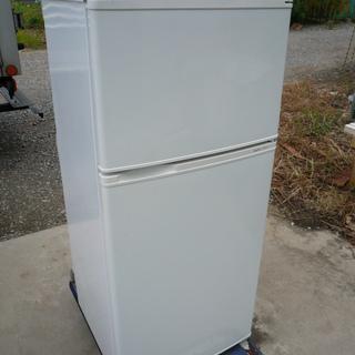 SANYO 三洋 2ドア冷凍冷蔵庫 109L SR-YM110