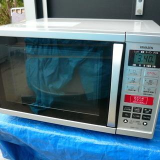 山善 MWR-15S オーブンレンジ 2011年製
