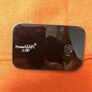 ポケットwifi LTE