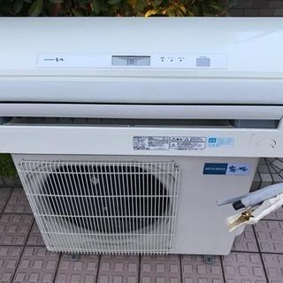 霧ヶ峰 10畳用 MITSUBISHI 2.8kW ルームエアコン...