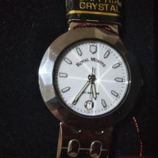 早い者勝ち!!新品未使用ロイヤルモントレス腕時計