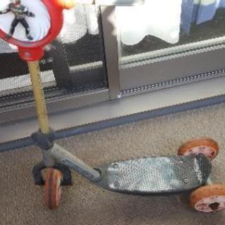 仮面ライダーアギトのスケーター