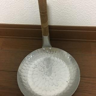 親子丼用鍋 16センチ 中古ガス用