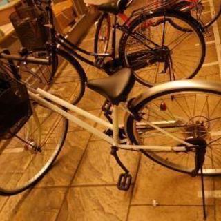 超破格六段変速自転車