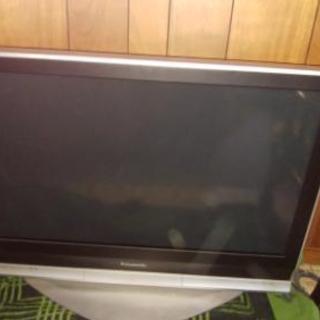ジャンク パナソニック37型プラズマテレビ