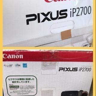 CANNON IP2700 (ジャンク扱い)