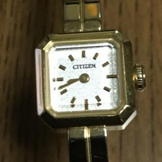 厚 17.4 citizen シチズン レディース腕時計 美品 定...