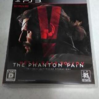 メタルギアソリットV  phantom pain