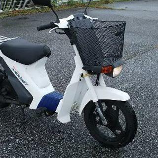 激速!スズキスーパーモレ改(白)V100エンジンスワップ 6号車◆...