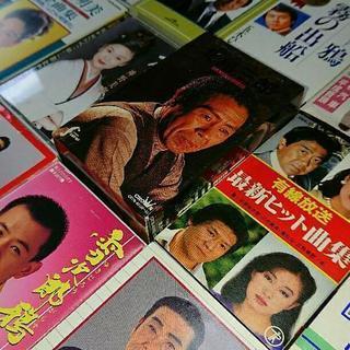 演歌カセット15本まとめ売り♪北島三郎など有名歌手沢山!