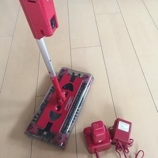 海外の家電 swivel sweeper G2です