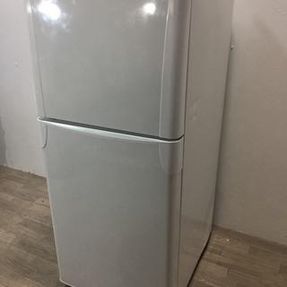083010 2ドア冷蔵庫 120L
