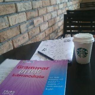 カフェで英会話 マンツーマン