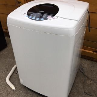 091104 洗濯機 5.0kg 三菱