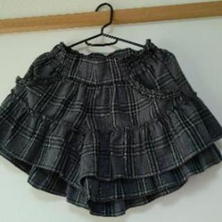 アロウのキュロットスカート