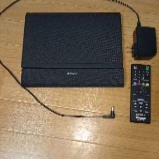 SONYポータブル地デジテレビ&Blu-rayプレイヤー