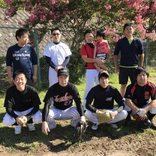 草野球 メンバー募集