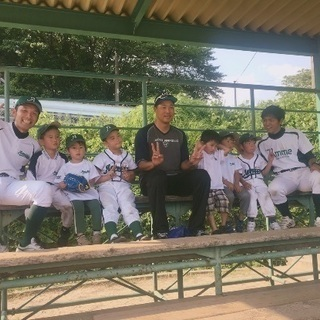 幼児〜小学生野球教室滋賀県大津市堅田
