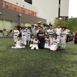 幼児〜小学生の野球教室京都市上京区御所御苑内