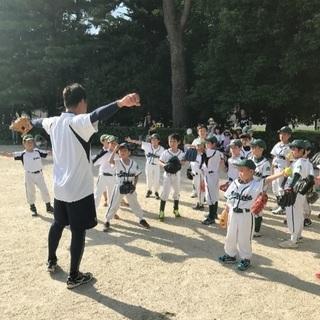 幼児〜小学生の野球教室滋賀県大津市