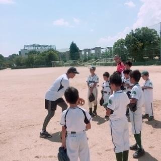 幼児〜小学生の野球教室滋賀県東近江市