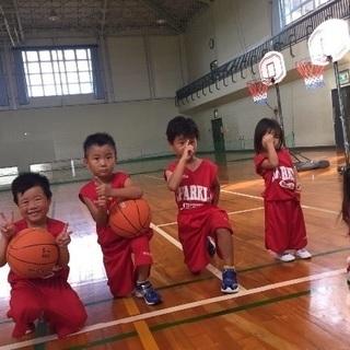 幼児〜小学生のバスケットスクール滋賀県野洲市