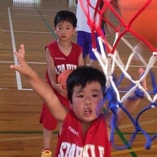 幼児〜小学生のバスケットスクール 京都府長岡京市