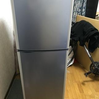 三菱冷蔵庫  155L  2003年型