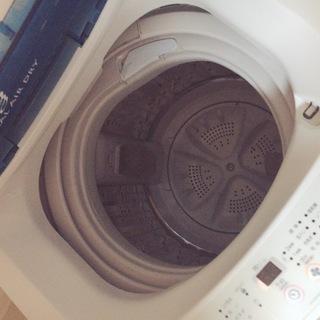 【中古】Haier 洗濯機