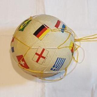 《新品》世界国旗ボール