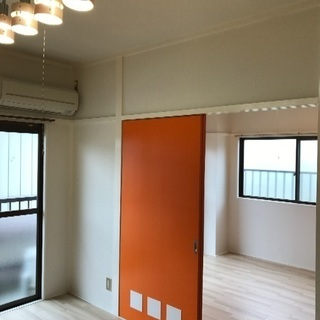 DIY可能な部屋、初期費0円、駐車場半年間0円