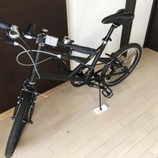 wachsen ミニベロ 黒 ロードバイク