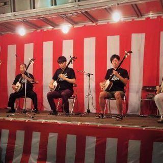 津軽三味線を一緒に弾いてみましょう! − 東京都