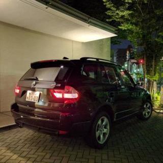 車検2年付2008年式BMW X3 2.5si 71,500km - 中古車