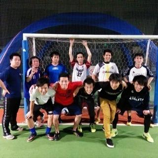 9/17(日)19時半-23時  泉体育館【立川】